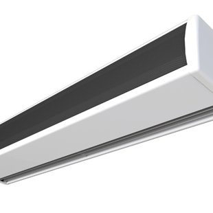 M OPTIMparedzēti durvīm līdz 2.8m augstumam/ Jauda 4-13 kW/