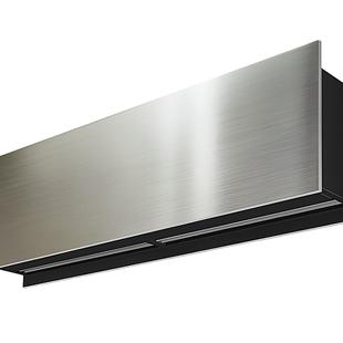 ZEN AIR paredzēti durvīm no 3.5-4.2m augstumam /Jauda 3-30 kW/